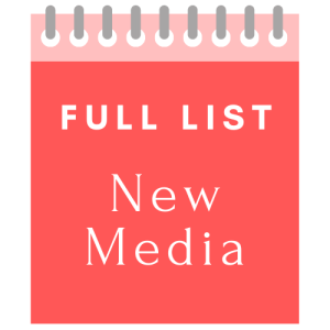 Full List New Media