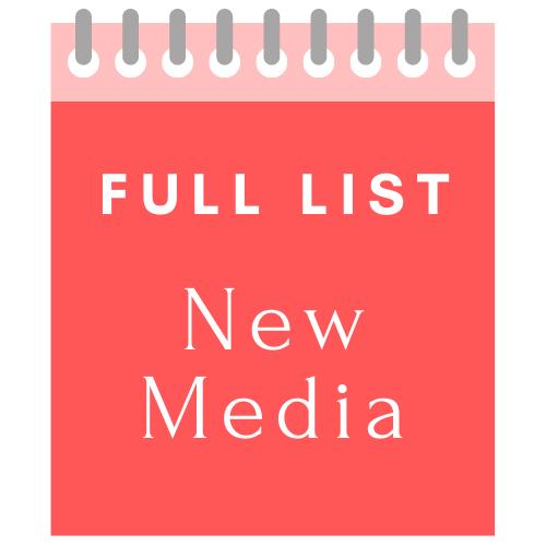 Full List New Media