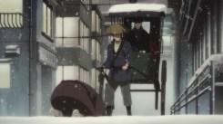 Rakugo 01 - snow