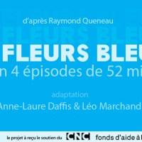LES FLEURS BLEUES (série)