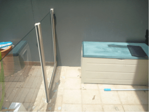 Pool Fence height 1200mm