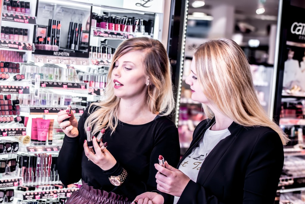 Personal Shopping für das perfekte Make-Up