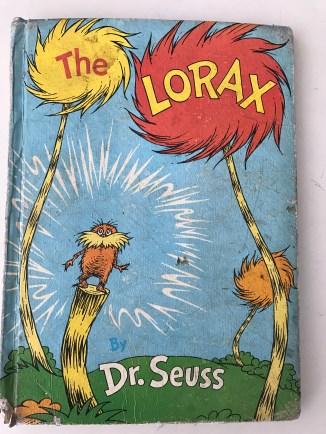 We read The Lorax