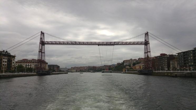Portugalete Puente Colgante