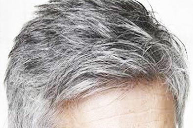 شيب الشعر