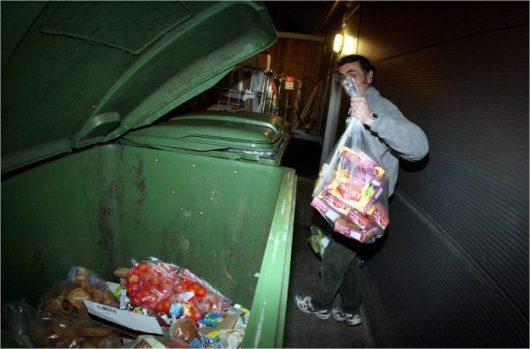 غواص القمامة