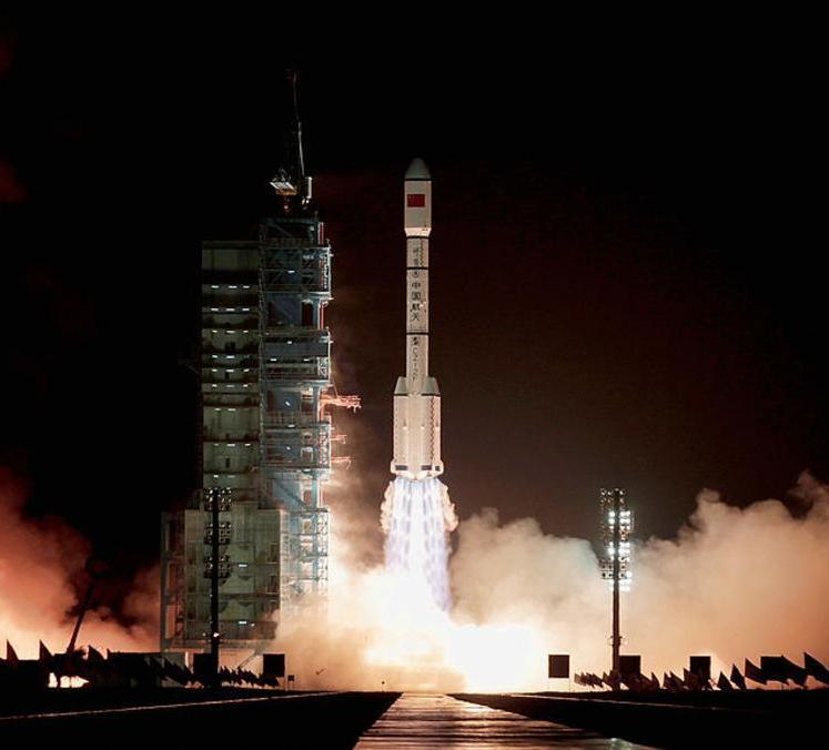 الصين تطلق ثاني مختبر فضائي