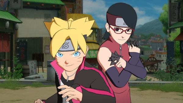 النسخة الغربية من Naruto Shippuden: Ultimate Ninja Storm 4 Road to Boruto تصدر في الـ3 من فبراير