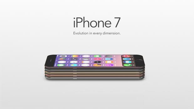 جهاز آيفون 7
