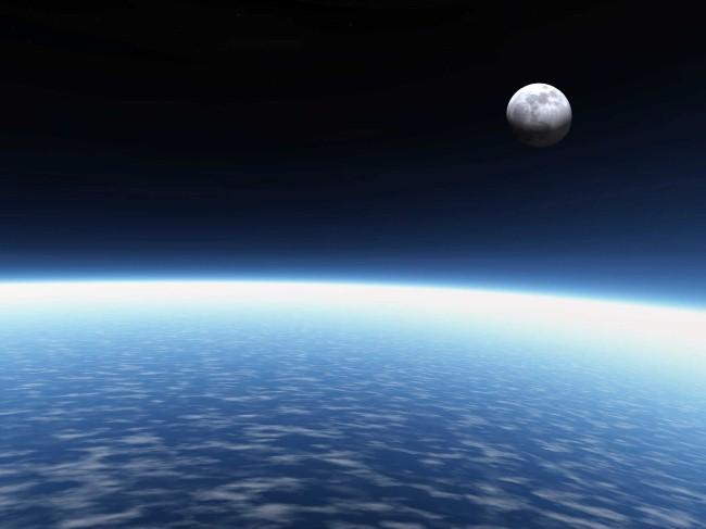 حقائق حول قمر