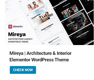 Mireya WordPress Theme