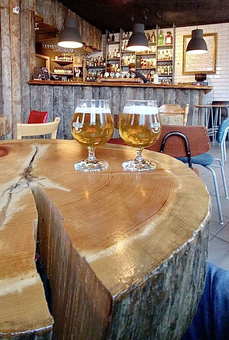 bars and restaurants on Iceland