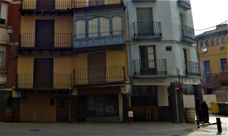 Bar Unión, Calatayud