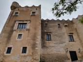 Altafulla Castle facade
