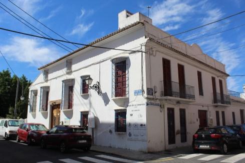 Casa de la Denanà (XVIII Century)