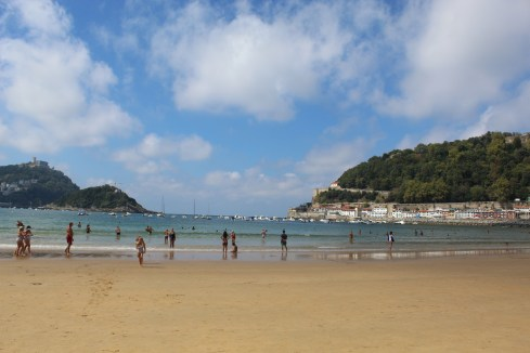 Playa de la Contxa