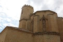 Santa María La Mayor Church, Vallderoures