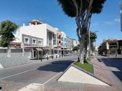 Modern part of Corralejo