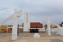 Church Plaza de la Iglesia