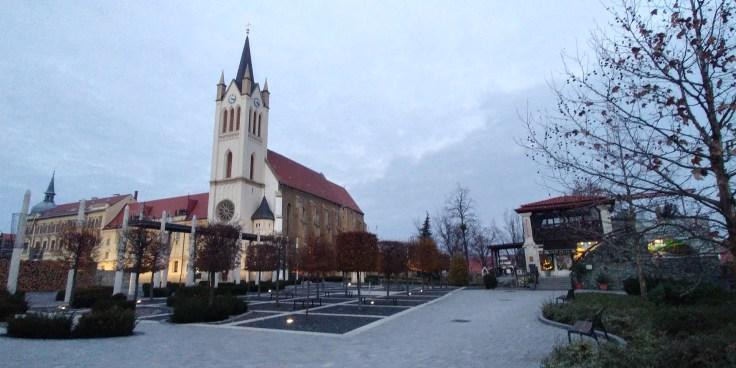 Keszthely Main Square