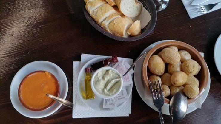Tasting Canarian Gastronomy - Papas arrugadas