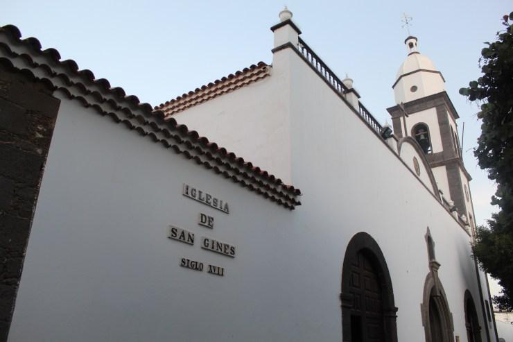 Parroquia de San Ginés