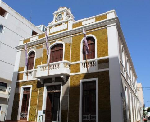 Old Cabildo building