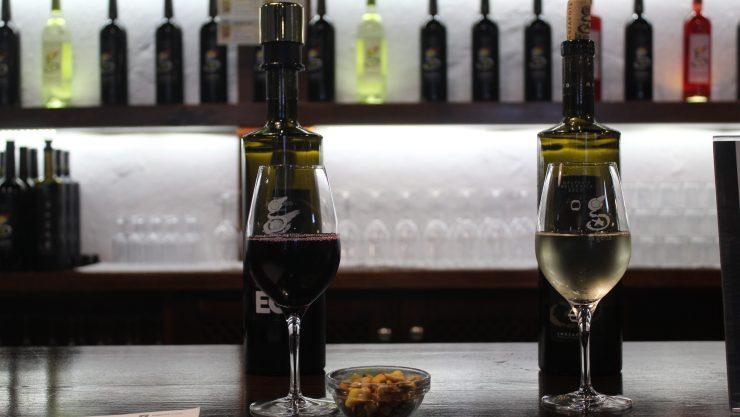Wine Tasting at La Geria Bodega, Lanzarote