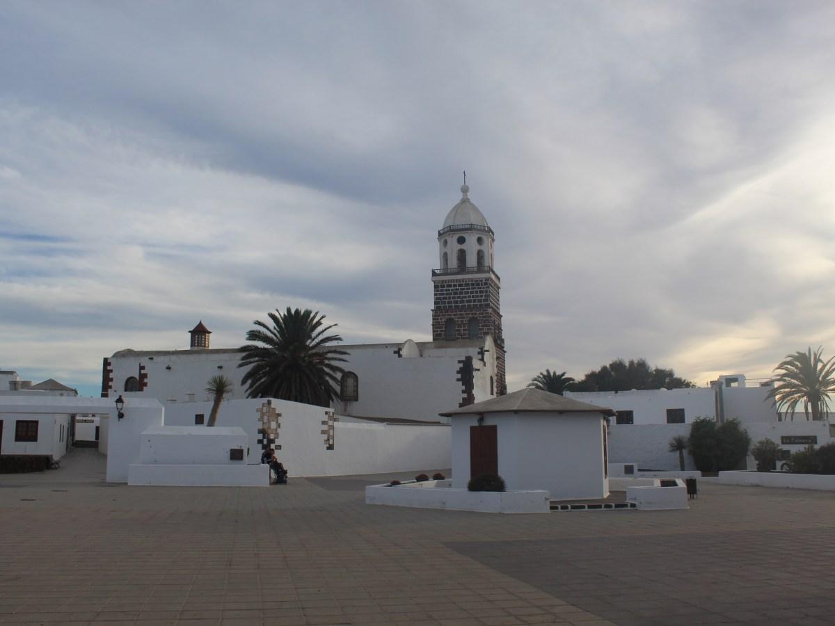 Teguise, Lanzarote Island, Spain