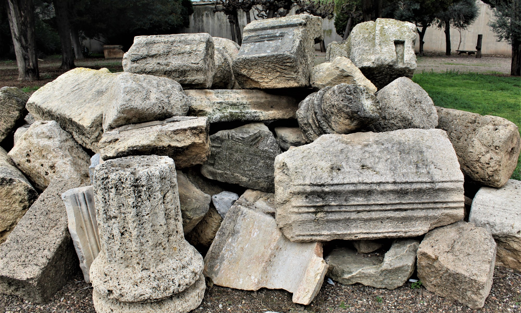 Roman itinerary in Tarragona