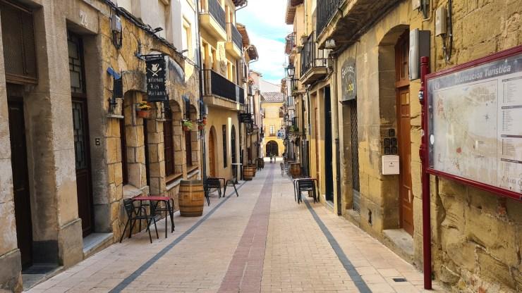 The perfect roundtrip in Rioja