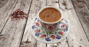yöresel bir içecek olan türk kahvesi