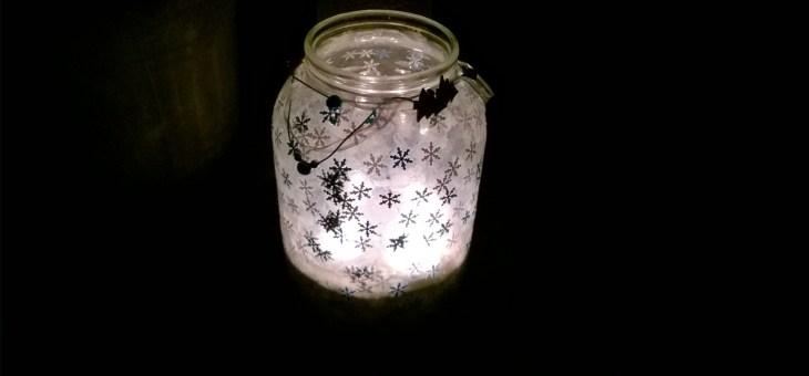 Zimní lucernička