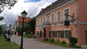 Předměstí Minsku