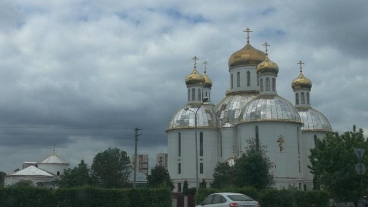 Katedrála v Brestu