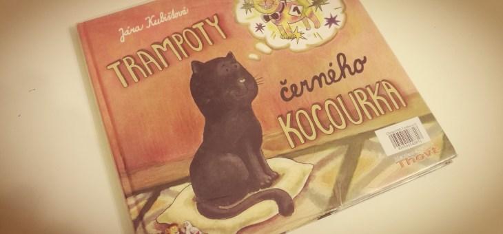 Trampoty černého kocourka