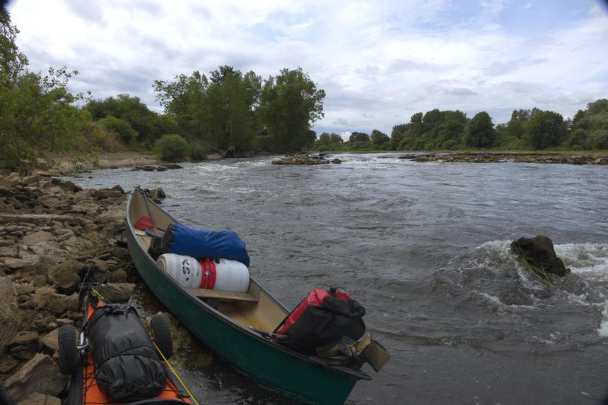 Loire passage délicat après Diou