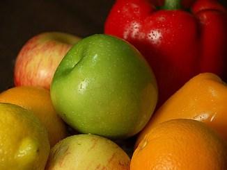 fruits et légumes - alimentation voyage