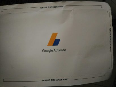 Pin Google Adsense yang Tak Kunjung Datang