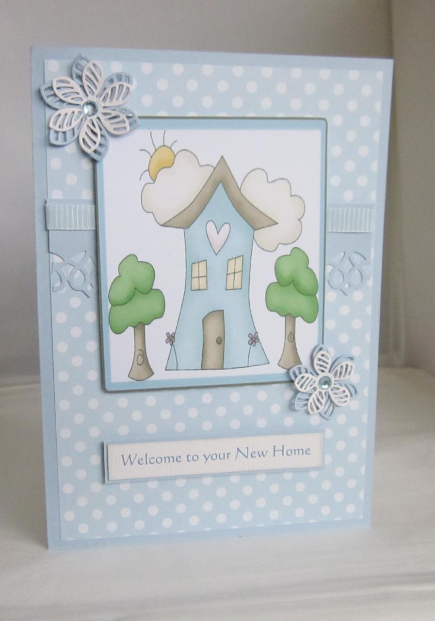 New HomeChristmas Handmade Cards