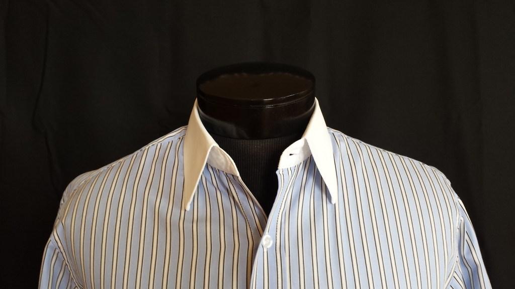 point-collar