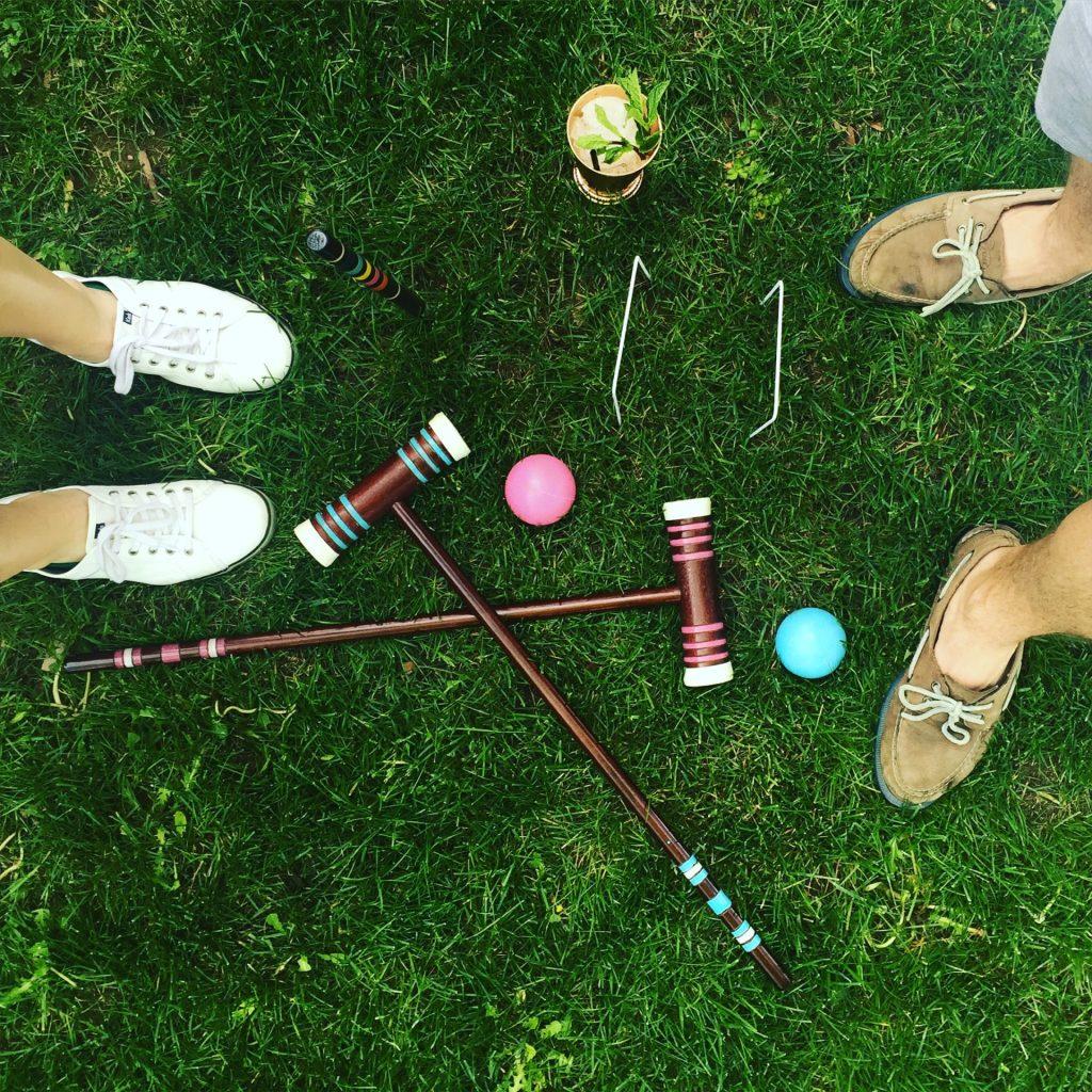 summer yard games