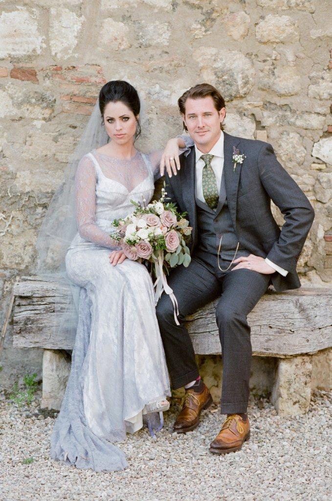 Tamara Gruner photo and wedding suit