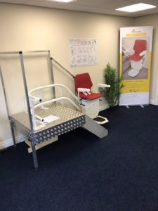 Bespoke stairlift training centre