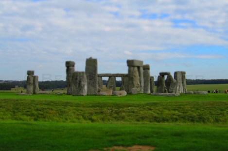 Stonehenge shift