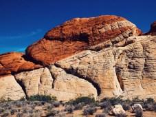 Red-Rock-climb