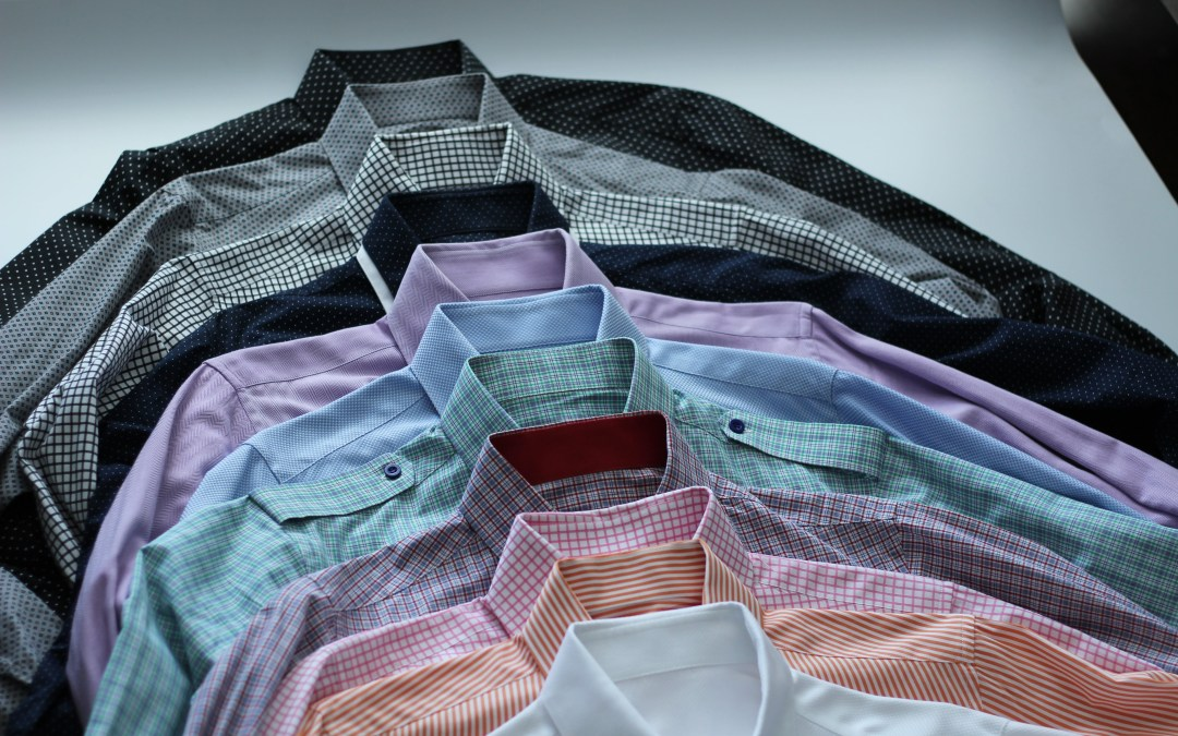 Lifestyle Hack – Washing Your Dress Shirts