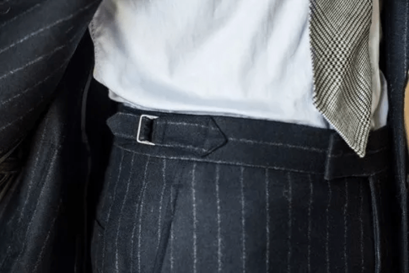 are belts really necessary? Not when you can have waist adjusters