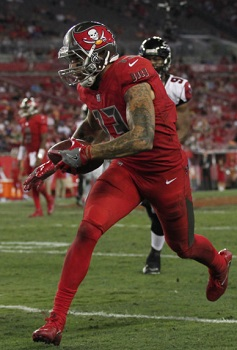 Buccaneers WR Mike Evans