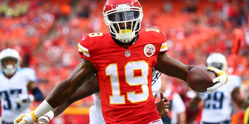 The Three-Step Drop: Maclin, Kaepernick and Mixon